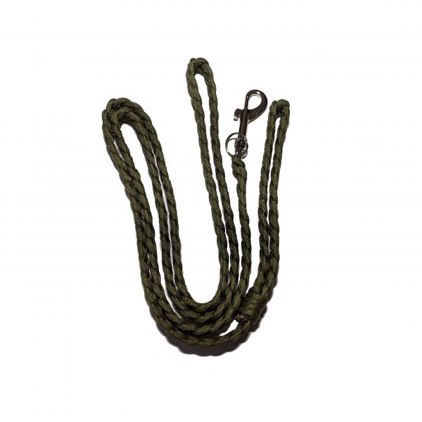 OD Green Paracord Leash
