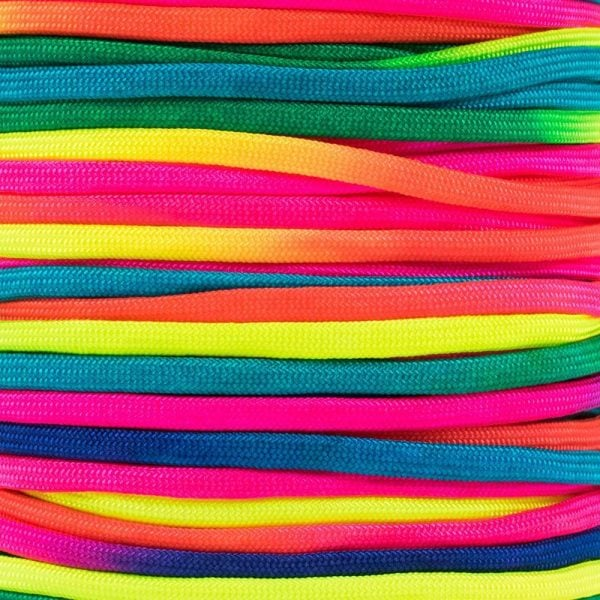 Rainbow Specialty Paracord